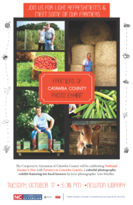 Cover photo for The Farmers of Catawba County