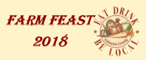 Cover photo for Eat, Drink, and Be Local Farm Feast