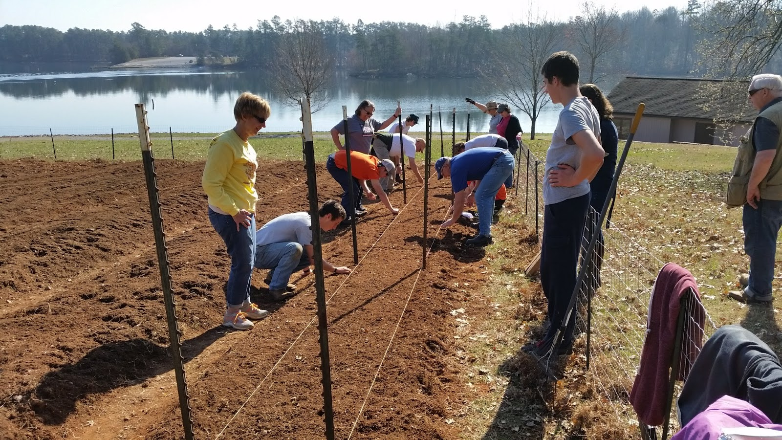 Master Gardener Volunteer Program in Catawba County | North Carolina ...