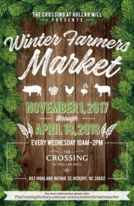 Winter Market flyer image